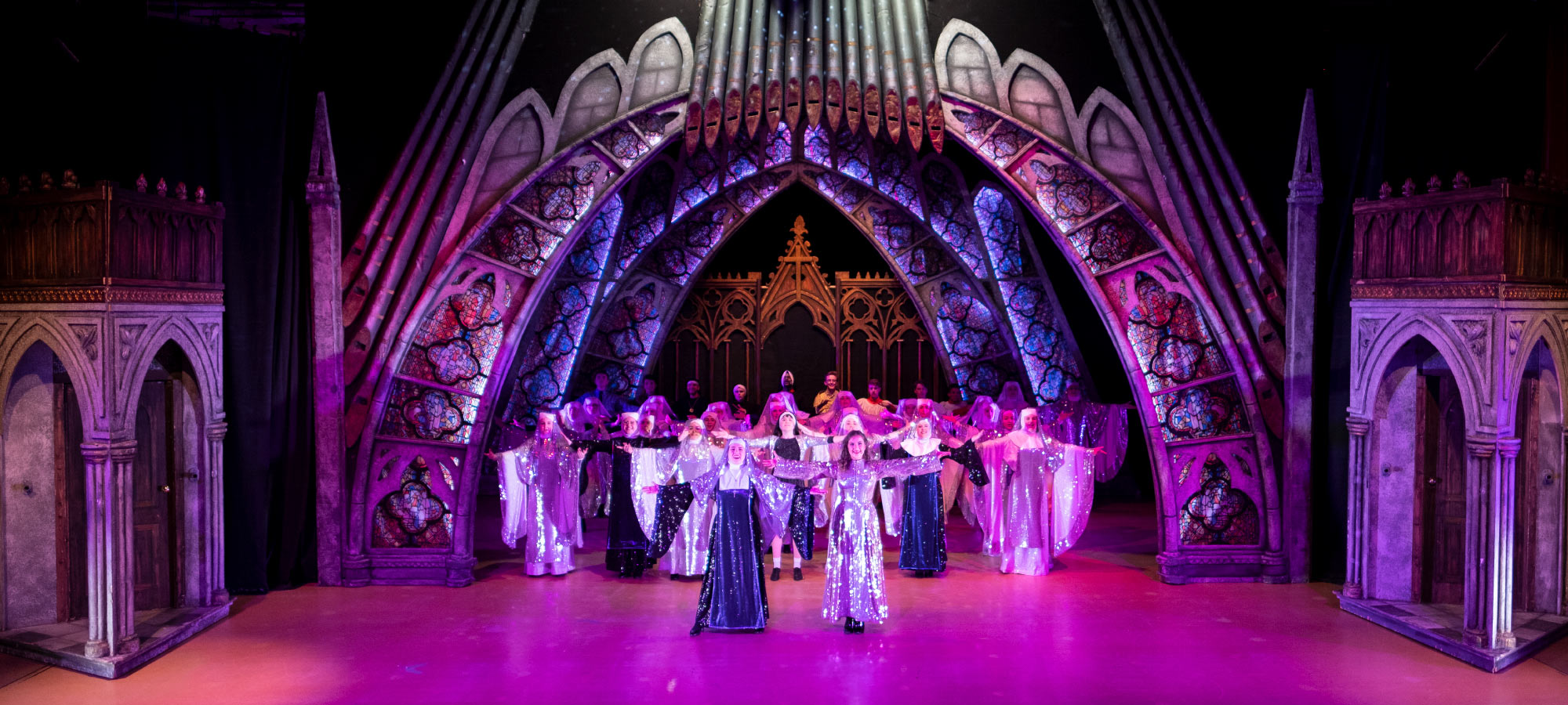 Costume hire for musical theatre